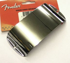 Fender Precision Vintage Pick-Up Cover Chrome  001-0116-070  0010116070